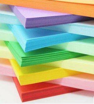 Fotokopirni in barvni papir